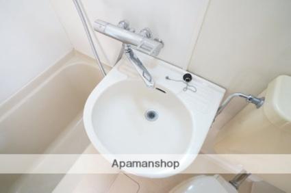 シャンクレール奈良[1K/16m2]の洗面所