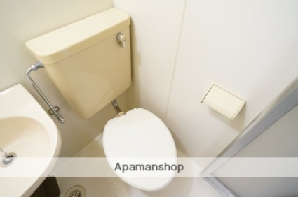 サンサーラ奈良[1K/23.9m2]のトイレ
