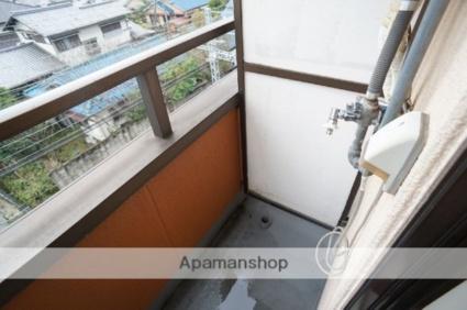 コーポ諏訪西大寺[1K/16m2]の洗面所