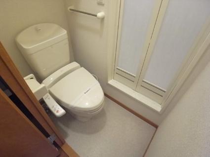 レオパレス伏見Ⅱ[1K/19.87m2]のトイレ