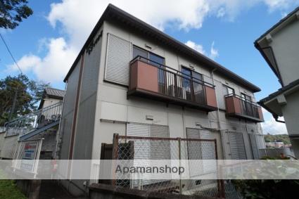 奈良県生駒市、生駒駅徒歩12分の築25年 2階建の賃貸アパート