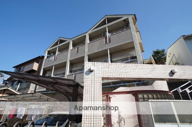 奈良県生駒市、生駒駅徒歩9分の築27年 2階建の賃貸アパート