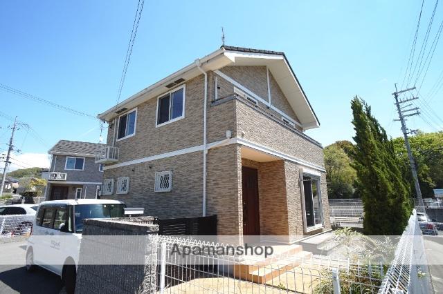 奈良県生駒市、南生駒駅徒歩14分の築7年 2階建の賃貸アパート