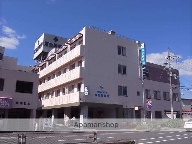 東生駒病院 347m