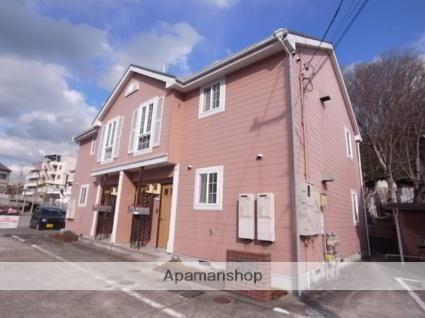 奈良県生駒市、生駒駅徒歩13分の築20年 2階建の賃貸アパート
