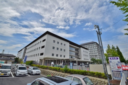 奈良県天理市中町[2LDK/51m2]の周辺1