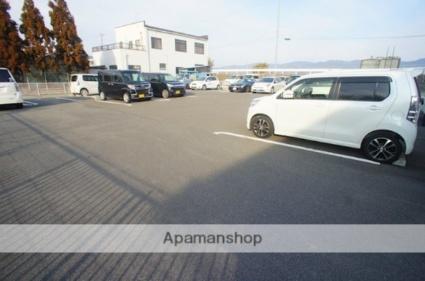 奈良県天理市稲葉町[2LDK/56.83m2]の駐車場
