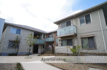 奈良県奈良市、大和西大寺駅バス13分平城中山停留所下車後徒歩7分の築6年 2階建の賃貸アパート