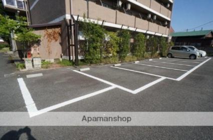 京都府木津川市吐師久保[1K/24m2]の駐車場