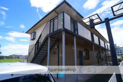 奈良県奈良市、大和西大寺駅バス16分押熊下車後徒歩6分の築22年 2階建の賃貸アパート