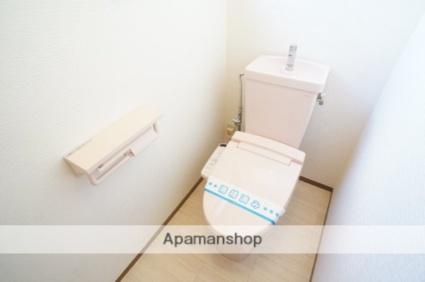 コンフォート朱雀III[3LDK/72.2m2]のトイレ