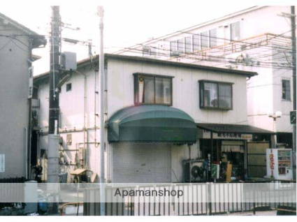 奈良県奈良市、菖蒲池駅徒歩20分の築34年 2階建の賃貸アパート