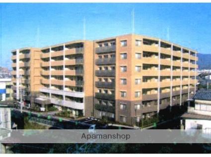 奈良県奈良市、奈良駅徒歩22分の築8年 7階建の賃貸マンション