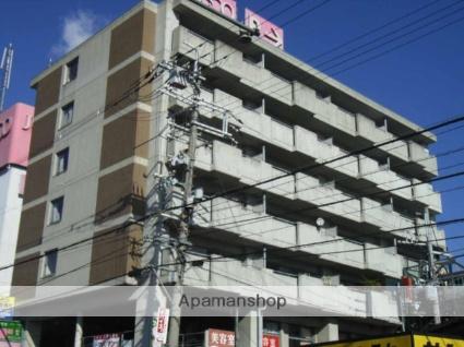 奈良県奈良市、奈良駅バス8分南京終町下車後徒歩2分の築22年 7階建の賃貸マンション