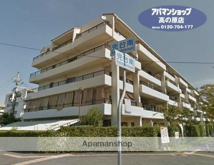 京都府木津川市、高の原駅徒歩8分の築30年 5階建の賃貸マンション