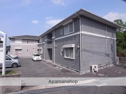 奈良県奈良市、生駒駅徒歩78分の築22年 2階建の賃貸アパート