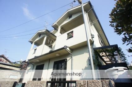 奈良県北葛城郡広陵町、箸尾駅徒歩10分の築18年 2階建の賃貸テラスハウス