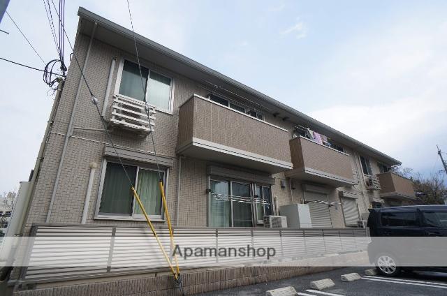 奈良県香芝市、JR五位堂駅徒歩18分の築6年 2階建の賃貸アパート