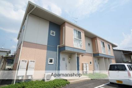 奈良県香芝市、JR五位堂駅徒歩13分の築8年 2階建の賃貸アパート