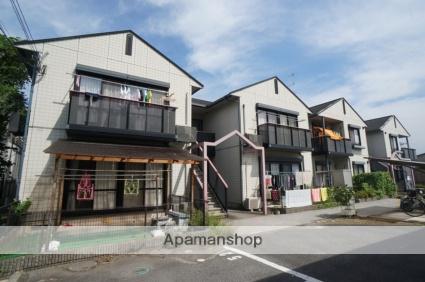 奈良県御所市、近鉄御所駅徒歩13分の築18年 2階建の賃貸アパート