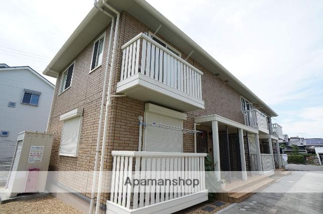 奈良県香芝市、香芝駅徒歩14分の築9年 2階建の賃貸アパート