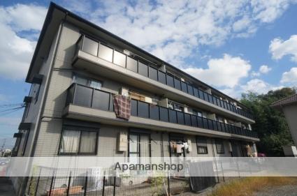 奈良県香芝市、二上山駅徒歩15分の築14年 3階建の賃貸アパート