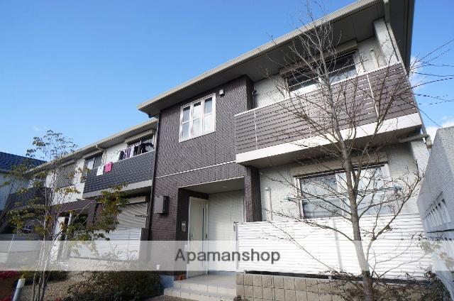 奈良県葛城市、御所駅徒歩23分の築4年 2階建の賃貸アパート