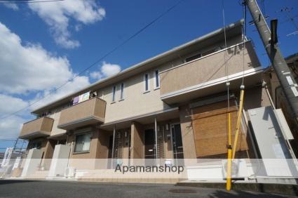 奈良県大和高田市、高田駅徒歩18分の築5年 2階建の賃貸アパート