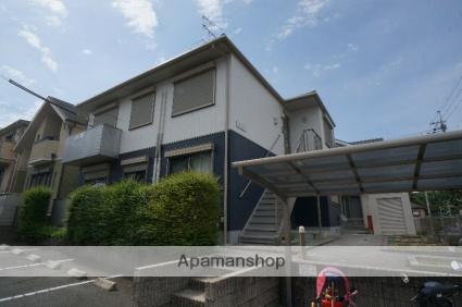 奈良県香芝市、志都美駅徒歩17分の築9年 2階建の賃貸アパート