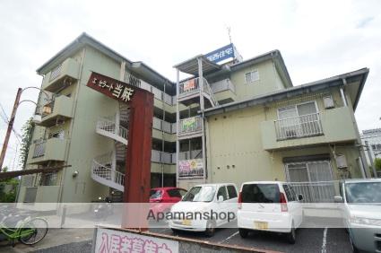 奈良県葛城市、当麻寺駅徒歩19分の築28年 4階建の賃貸アパート