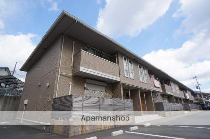 奈良県香芝市、香芝駅徒歩14分の築7年 2階建の賃貸アパート