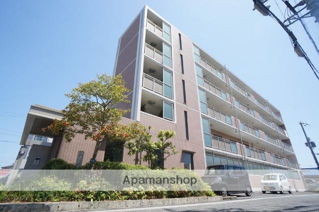 奈良県香芝市、JR五位堂駅徒歩15分の築17年 5階建の賃貸マンション