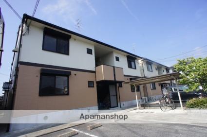 奈良県香芝市、JR五位堂駅徒歩12分の築18年 2階建の賃貸アパート