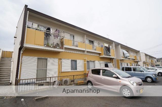 奈良県葛城市、磐城駅徒歩28分の築26年 2階建の賃貸アパート