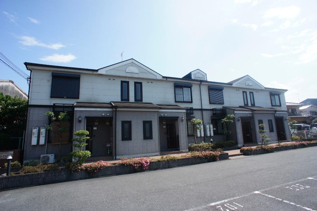 奈良県香芝市、畠田駅徒歩25分の築18年 2階建の賃貸アパート
