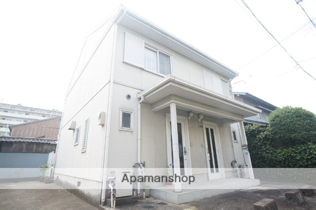 奈良県大和高田市、高田駅徒歩8分の築20年 2階建の賃貸テラスハウス