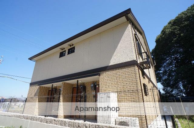 奈良県香芝市、二上山駅徒歩14分の築2年 2階建の賃貸アパート