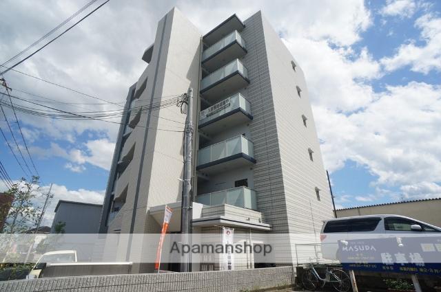 奈良県香芝市、二上山駅徒歩13分の築2年 6階建の賃貸マンション