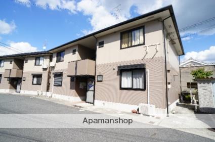 奈良県香芝市、志都美駅徒歩5分の築18年 2階建の賃貸アパート