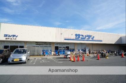 メゾン田井新町[2LDK/68m2]の周辺1