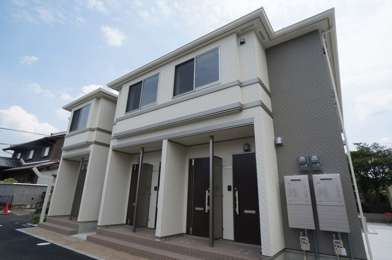 奈良県香芝市、二上山駅徒歩7分の新築 2階建の賃貸アパート