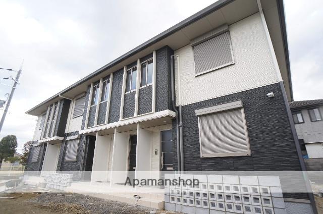 奈良県香芝市、JR五位堂駅徒歩7分の新築 2階建の賃貸アパート