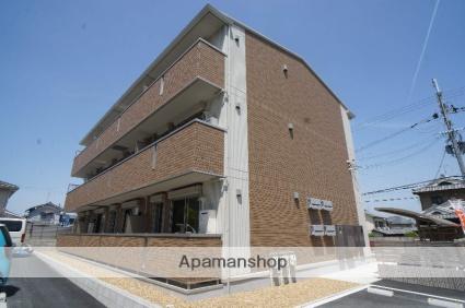 奈良県御所市、御所駅徒歩6分の新築 3階建の賃貸アパート