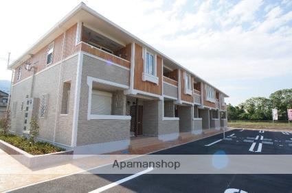 奈良県御所市、御所駅徒歩18分の新築 2階建の賃貸アパート