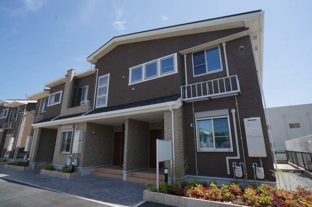 奈良県御所市、御所駅徒歩14分の新築 2階建の賃貸アパート