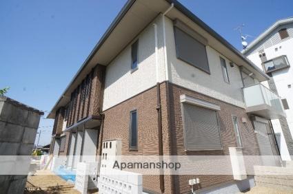 奈良県葛城市、大和新庄駅徒歩20分の新築 2階建の賃貸アパート