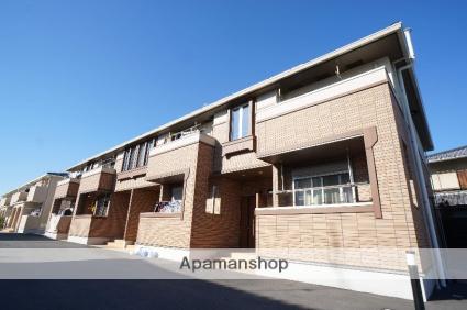奈良県香芝市、二上山駅徒歩11分の築2年 2階建の賃貸アパート
