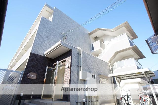 奈良県香芝市、香芝駅徒歩22分の築1年 3階建の賃貸マンション