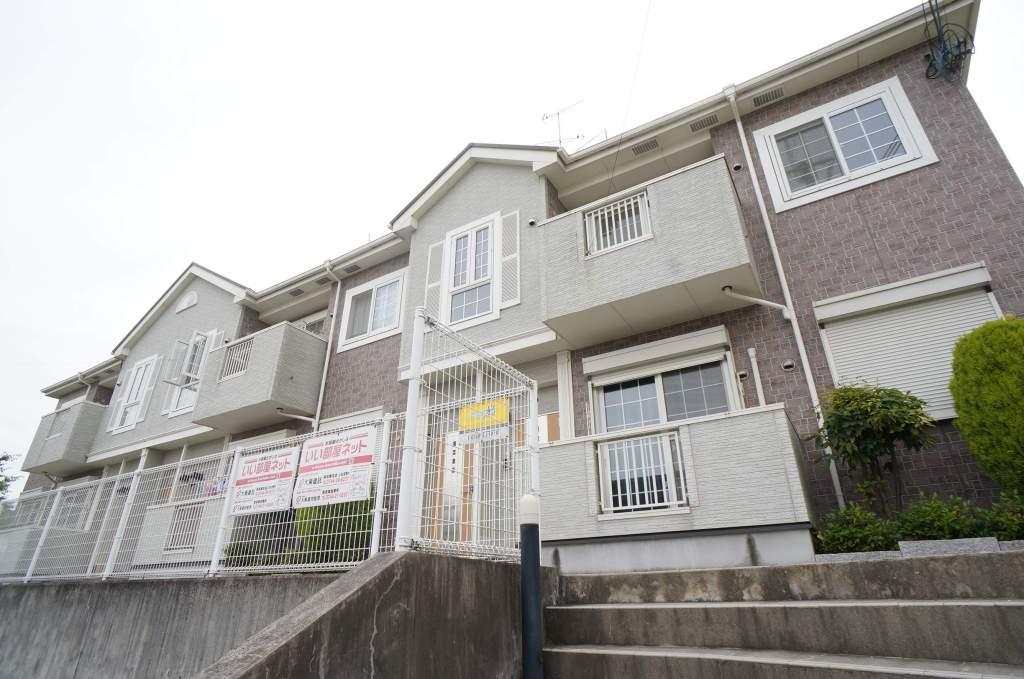 奈良県香芝市、志都美駅徒歩20分の築12年 2階建の賃貸アパート