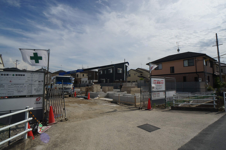 奈良県香芝市、志都美駅徒歩6分の新築 2階建の賃貸アパート